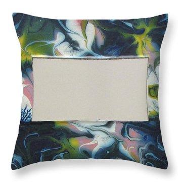 Terry's Mirror N. 312 Throw Pillow