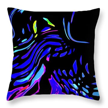 Toccata Throw Pillow