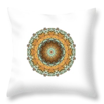 Throw Pillow featuring the digital art Test by Lyle Hatch