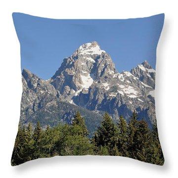 Teton Grande Throw Pillow
