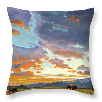 Teton Throw Pillows