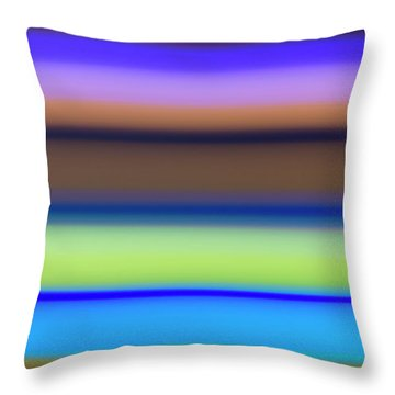 Tetra Throw Pillow