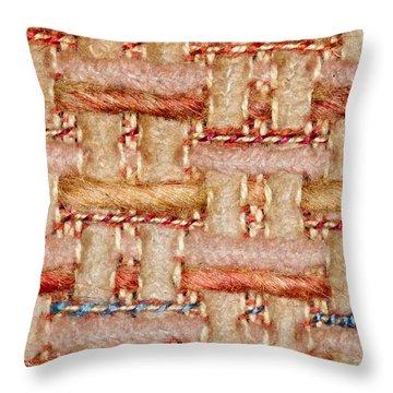 Texture 662 Throw Pillow