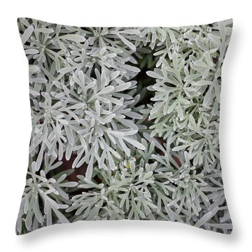 Throw Pillow featuring the photograph Texture Of The Nature by Jingjits Photography