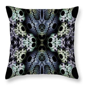 Texturized  Throw Pillow