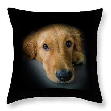 Thanks For Picking Me Throw Pillow