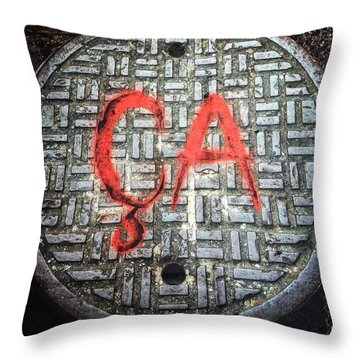 That Is That Throw Pillow