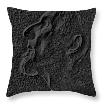 That Upon Which We Focus Throw Pillow