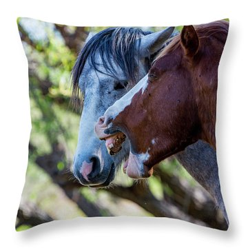 That's What She Said Throw Pillow
