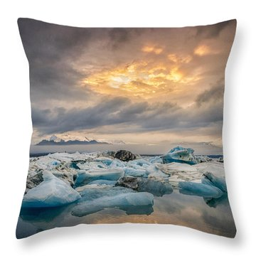 The Afternoon Has Gently Passed Me By Throw Pillow