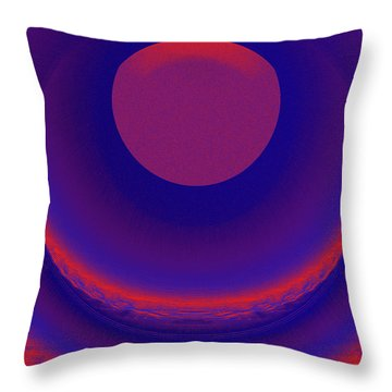 The Alignment Sequence Throw Pillow