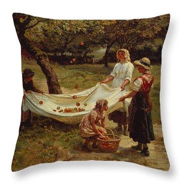 Orchard Throw Pillows