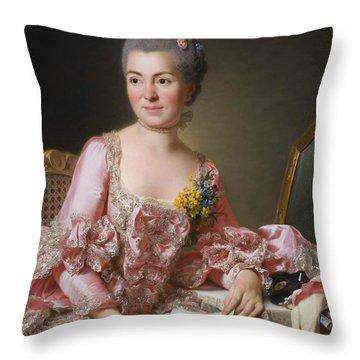 Swedish Painters Throw Pillows