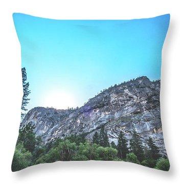 The Awe- Throw Pillow