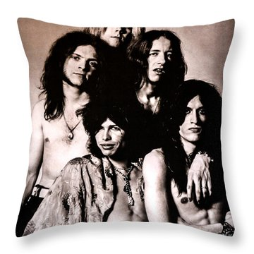 The Bad Boys From Boston Throw Pillow