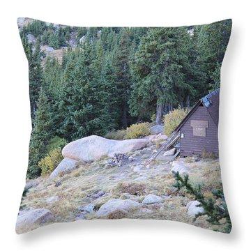 The Barr Trail A Frame Throw Pillow