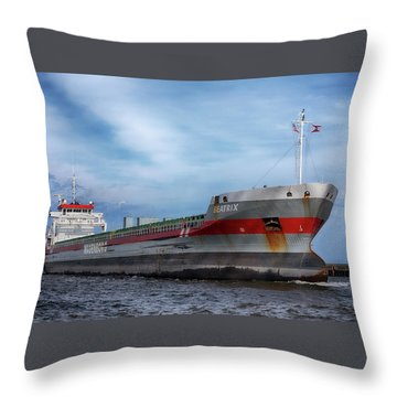The Beatrix Throw Pillow