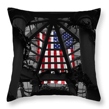 The Beautiful Throw Pillow