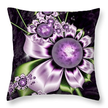 The Beauty Of Dreams Throw Pillow