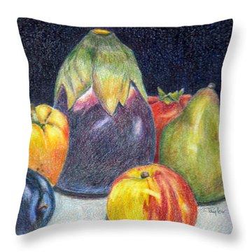 The Best Of Summer Throw Pillow