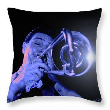 The Big T Throw Pillow