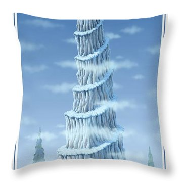 The Boondocks Throw Pillow