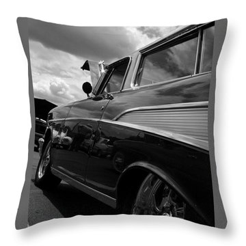 The Bowtie Throw Pillow