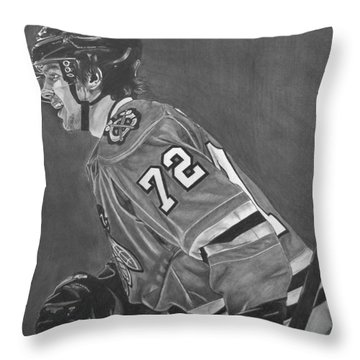 The Breadman Throw Pillow
