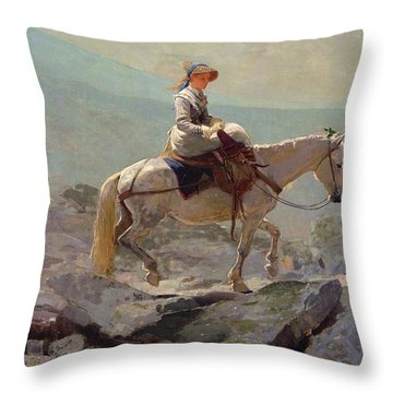 Hill Country Throw Pillows