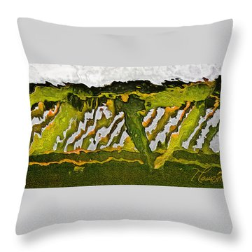 The Bridge - Me To You Throw Pillow