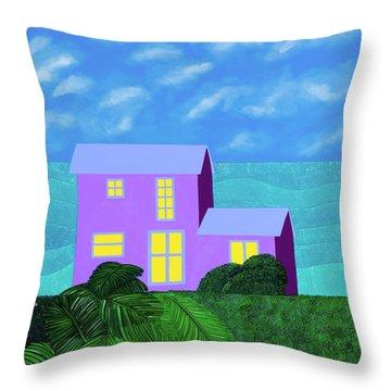 The Caicos Throw Pillow