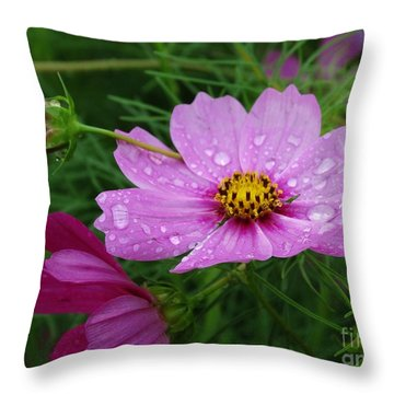 The Calming Throw Pillow