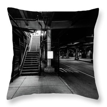 The Chi Lite Throw Pillow