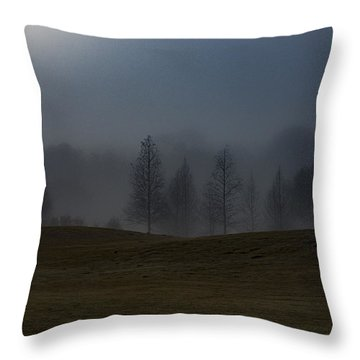 Throw Pillow featuring the photograph The Chosen by Annette Berglund