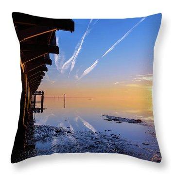 The Chosen Throw Pillow