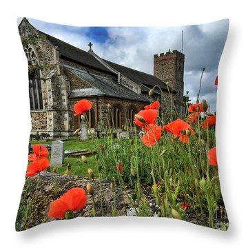 Kings Lynn Throw Pillows