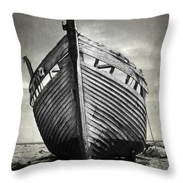 The Clinker Throw Pillow