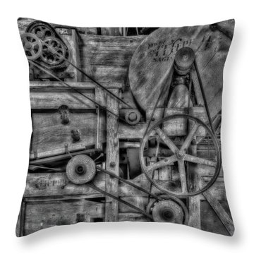 The Clipper Throw Pillow