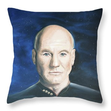 The Co Throw Pillow