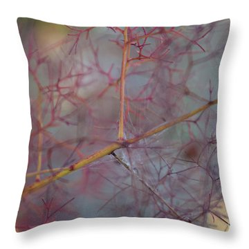 The Confusion Throw Pillow