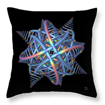 The Conjecture 4 Throw Pillow