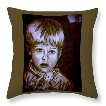 The Cooks Apprentice Throw Pillow