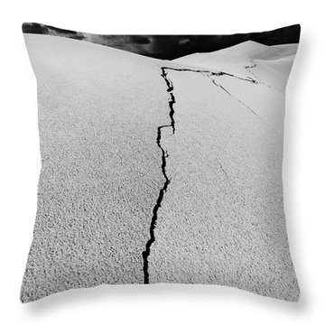 The Crack Of Dawn Throw Pillow
