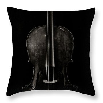 The Curve Of Her - Two Throw Pillow by Sam Hymas
