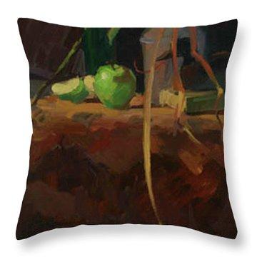 The Decoy Throw Pillow