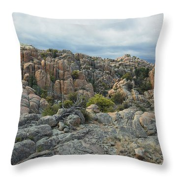 The Dells Throw Pillow