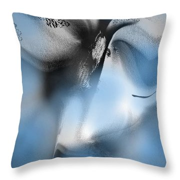 The Dream Of Sorrow Throw Pillow