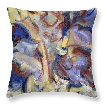 The Dream Stelae / Rameses IIi Throw Pillow