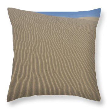 The Dune Throw Pillow