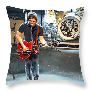 The Dying Of The Light  Throw Pillow
